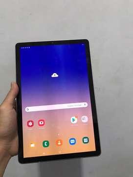 """Samsung Tab S4 10.5"""" inch 4/64Gb Batangan Mulus Lus Tanpa Minus Apapun"""