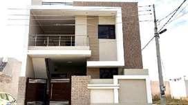 135 YARD NEW DESIGNER DUPLEX HOUSE 1 CRORE (MAYUR VIHAR SHASTRI NAGAR)