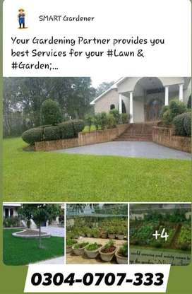Kitchen Gardening, Landscaping & Lawn Care Services