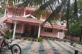 First Floor for Rent in Karingachira
