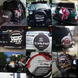 Cover/Sarung Ban mobil konde Taruna Rush CRV PANTHER TOURING escudo me