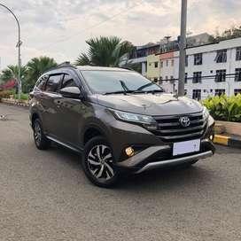 Toyota Rush G AT 2019 bisa tt terios sienta avanza veloz livina ertiga