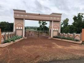 VIZAYANAGARAM HIGHWAY FACING 35AC GATED COMMUNITY LAYOUT OPP RAGHU CLG