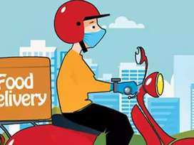 Urgent hiring in delivery boy