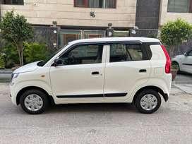 Maruti Suzuki Wagon R 1.0 LXi, 2019, Petrol