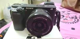 Sony Alpha A6300 New Like Condition with 64 GB Card