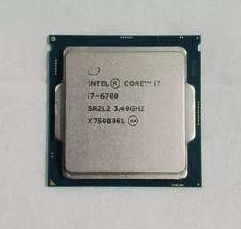 Processor Core i7 - 6700