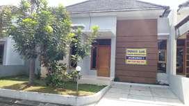 Dijual/disewakan rumah dengan luas tanah 126m