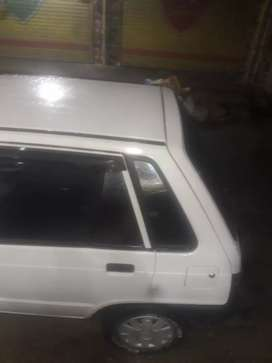 Urgent sale mehran in good condition good life time token paid