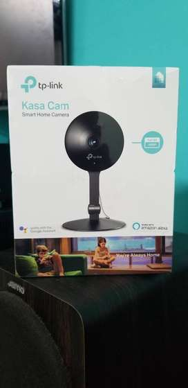 Tplay KC120 Smart Home Security Camera- new with sealed box
