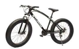 New fat bike