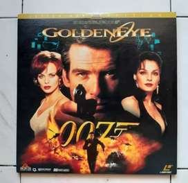 Laser Disc - The Goldeneye (1996)