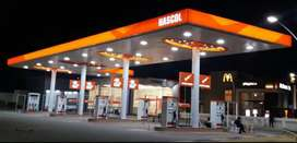 Hascol petrol pump Cashier and Filler required