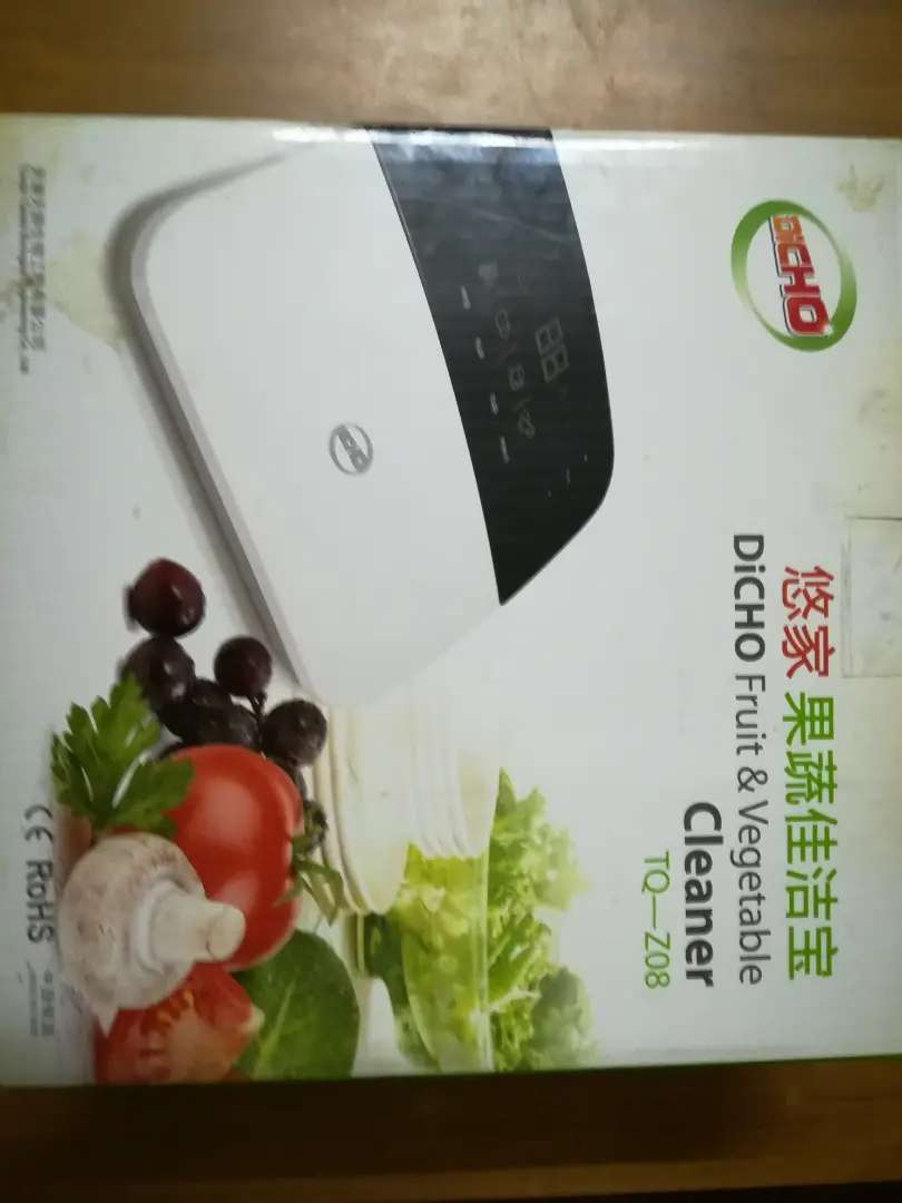 Dicho Fruit, Vegetable's and Meat Cleaner