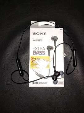 Sony XB400 Earphone - Brand new