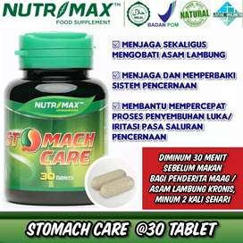 Nutrimax Stomach Care atasi lambung gerd dan pencernaan