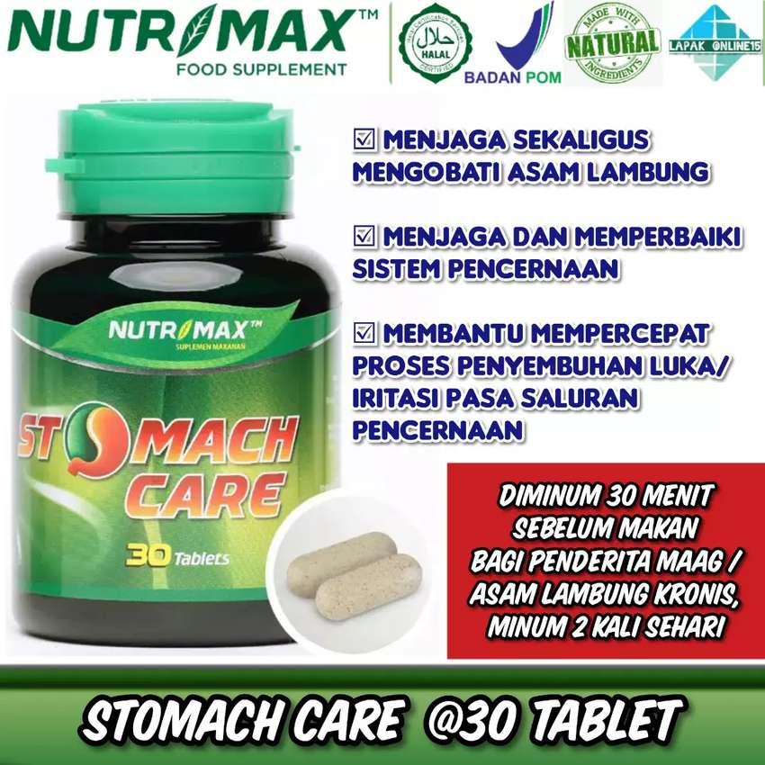 Nutrimax Stomach Care atasi lambung gerd dan pencernaan 0