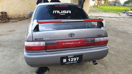 Toyota Corolla, 20d, 2000 reg for sale