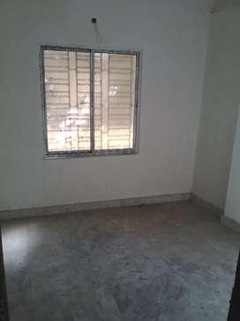 1rk flat for rent near kestopur in Ghosh para.