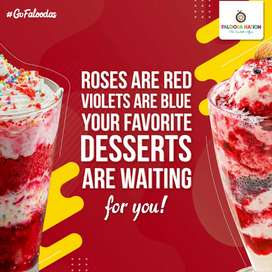 Require Waiter boys for an Ice Cream Store in Calicut.