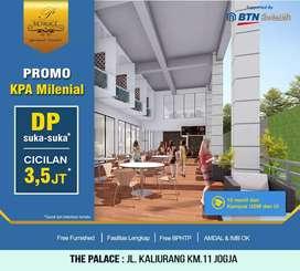 DP 0% Utk Aceh,Miliki Apartemen diKawasan Kampus&Wisata,The Palace