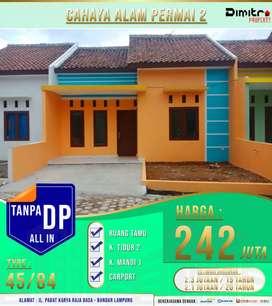 PROMO TANPA DP CLUSTER SIAP HUNI CAP 2