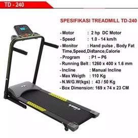 Alat fitnes treadmil Diadora  DT-Star 2000