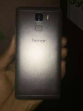 Honor 7, 3gb ram 32gb room finger print condition 10/9