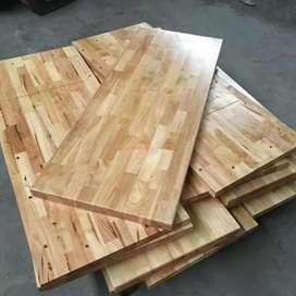 Mahogany Wood Finger Joint (Solid Wood)