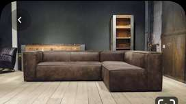 GOOD collection L shape sofa with 5 years of warranty