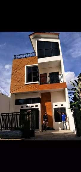 Rumah Kos 3 Lantai dekat IPB dramaga plus Rooftop