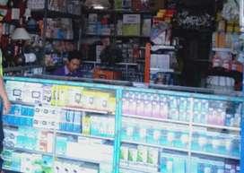 Penjaga toko listrik