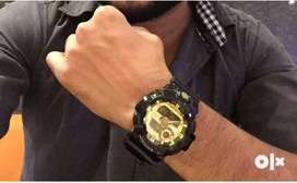 G-Shock Gold in warrenty