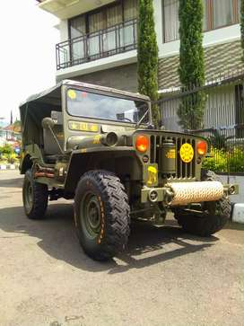 Willys Wll foundation