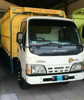 Isuzu Elf 125 HD NKR71 E2 ( Light Truk Bak ) thn 2014
