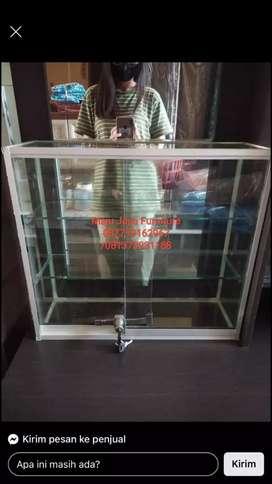 Etalase Rokok ukuran 40x40cm