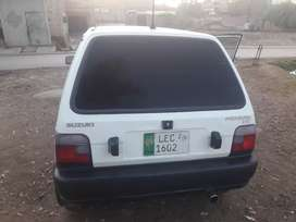 I want to sell my mehran car.inner 100% genuin outer 02 peice spry