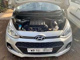 Hyundai Grand I 10, 2017, Petrol