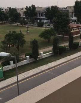 10 Marla Facing Park Plot For sale in Shaheen Block Bahria Town Lahore