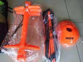 Rox Footwork aggilty lengkap