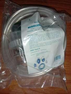Liferesources Nebulizer Mask - Bayi / Alat Bantu Pernapasan