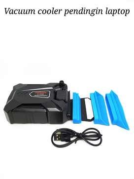 HS Vacuum cooler kipas pendingin laptop