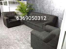 Brand new Italian designe sofa set 3+1+1