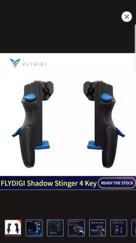 Flydigi Shadow Stinger Trigger 2 Generation Game Controler Full set