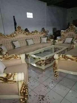 Jual Kursi Tamu Sofa Mewah #2145