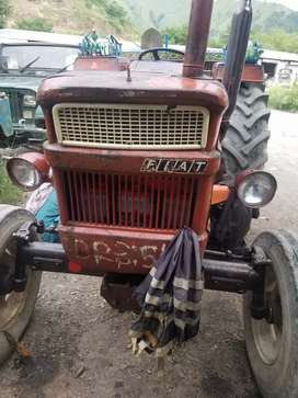 Tractor 640 fait with new Jack tarolly for sale