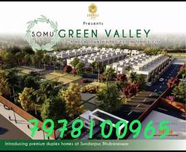 """SOMU GREEN VALLEY""  A MEGA TOWNSHIP PROJECT IN TEMPLE CITY."