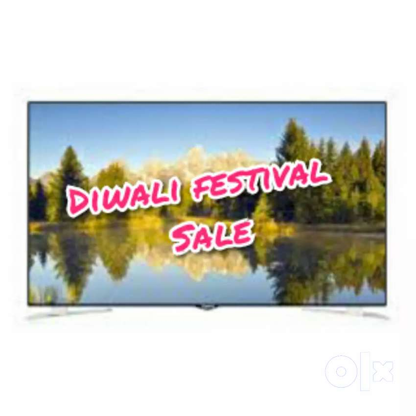 """Festival dhamaka 32"""" Full hd Smart led tv 0"""