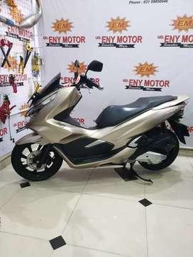 New Honda Pcx 155 cc 2018 low KM super istimewah
