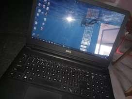 Dell Laptop intel core i3